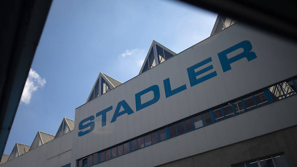 Stadler liefert Trams nach Darmstadt