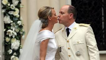 Ob es auch bei Charlene und Prinz Albert gilt?