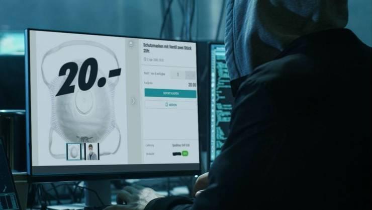 Wucherangebote für Atemschutzmasken finden sich derzeit im Internet zuhauf.
