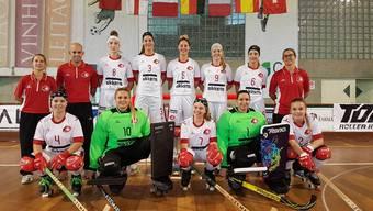 Die Schweizer Rollhockey-Nationalmannschaft qualifiziert sich für die WM.