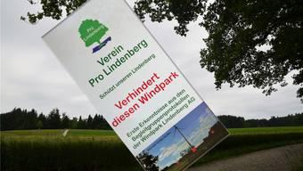 Das ist der neuste Flyer des Vereins Pro Lindenberg.