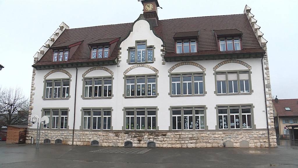 Primarschule Turgi wird wegen Covid-Ausbruch kurz vor den Sportferien geschlossen