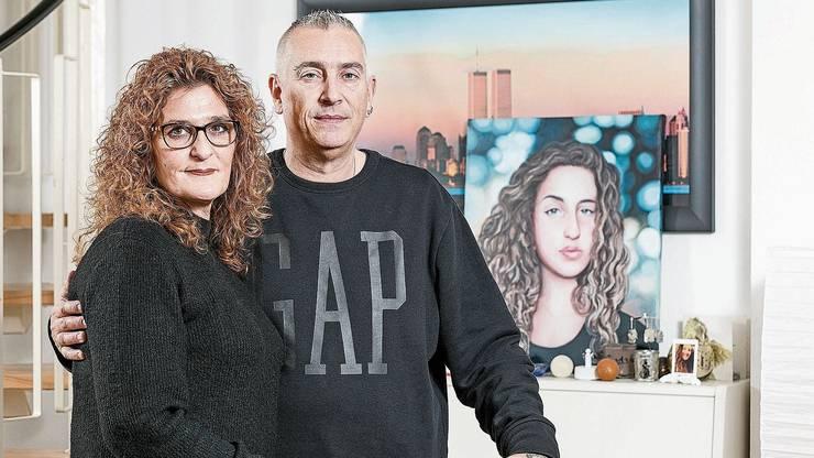 Nadya und Candid Pfister verloren ihre Tochter, die sich wegen Cybermobbing das Leben nahm. (Archivbild)
