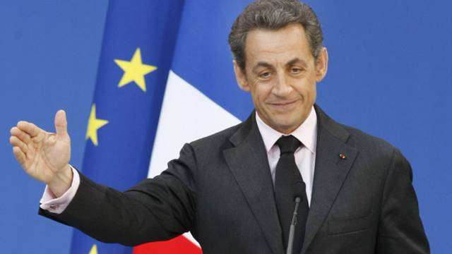 Frankreichs Präsident Nicolas Sarkozy (Archiv)