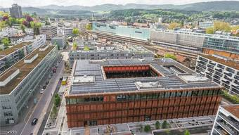 Für die Übertragung des Stroms der verschiedenen Anbieter ist die Swissgrid AG mit Hauptsitz in Aarau zuständig.