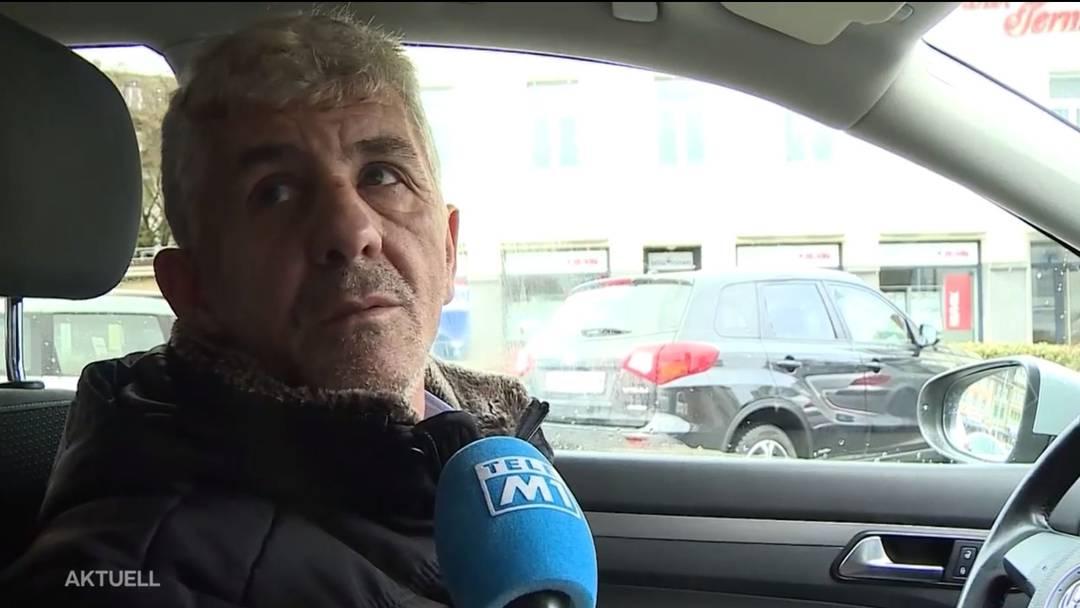 Taxifahrer wird überfallen: «Jemanden wegen Geld auszurauben ist unmenschlich»