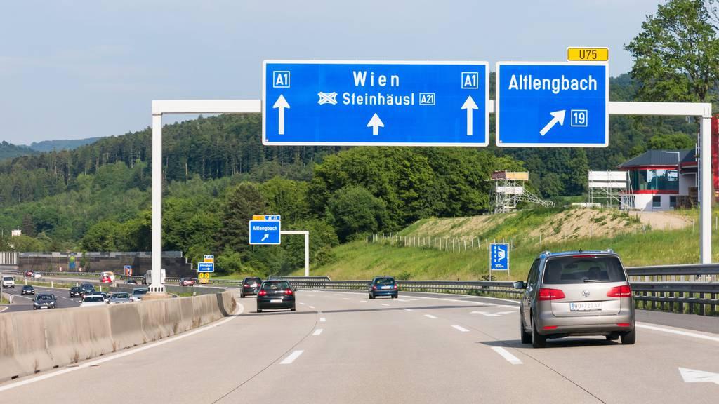 Darf auf österreichischen Autobahnen bald 140 km/h gefahren werden?