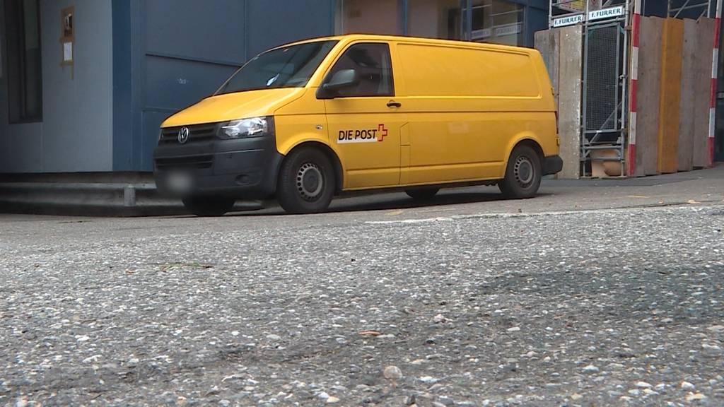 Geldtransporter in Olten überfallen: Täter weiterhin auf der Flucht