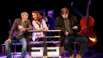 Das Theater NiNA wurde für die Theaterproduktion «Gschnorr» mit einem Beitrag unterstützt. (Archiv)