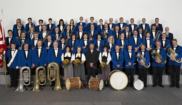 Die Harmonie am Eidg. Musikfest 2011 in St. Gallen