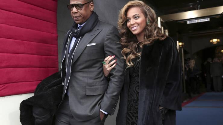 Das Leben ist manchmal so hart für Promis: Jay-Z und Beyoncé finden einfach kein passendes Haus für ihre bald fünfköpfige Familie. (Archivbild)