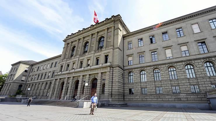 Hauptgebäude der ETH Zürich. (Archivbild)