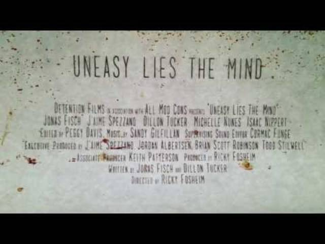 Offizieller Filmtrailer zu «And Uneasy Lies the Mind»
