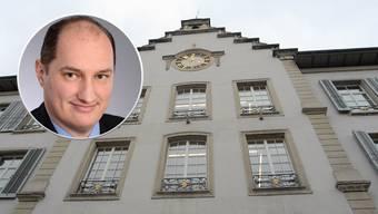 Daniel Roth, der heutige Aarauer Stadtschreiber, forderte ursprünglich vom Bund 1,8 Millionen Franken für entgangene Karrierechancen.