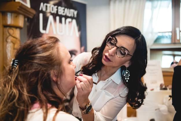 Das perfekte Make-Up für den perfekten Tag...