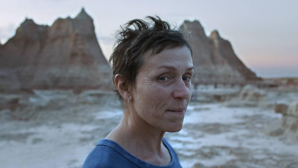 US-Drama «Nomadland» gewinnt Goldenen Löwen beim Filmfest Venedig