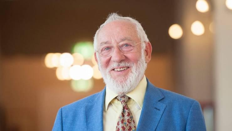 Warum auch sollte er sich pensionieren lassen? Für den 81-jährigen Schauspieler Dieter Hallervorden läuft beruflich alles bestens. (Archivbild)
