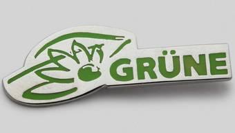 Logo der Grünen Partei der Schweiz.