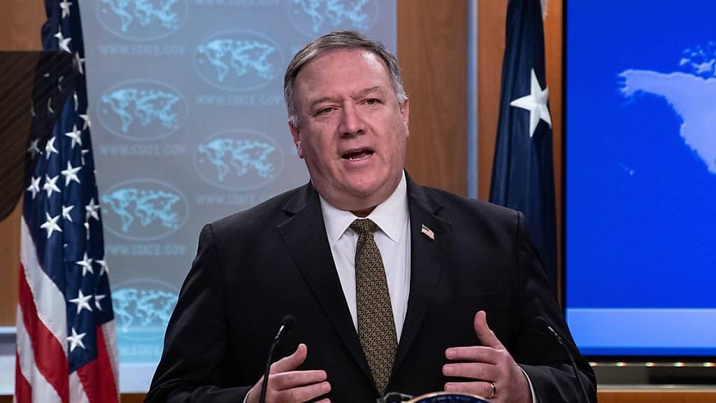 USA: Afghanistan und Taliban sollen nach Angriffen zusammenarbeiten