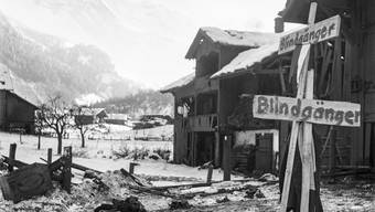 Explosion Mitholz 1947