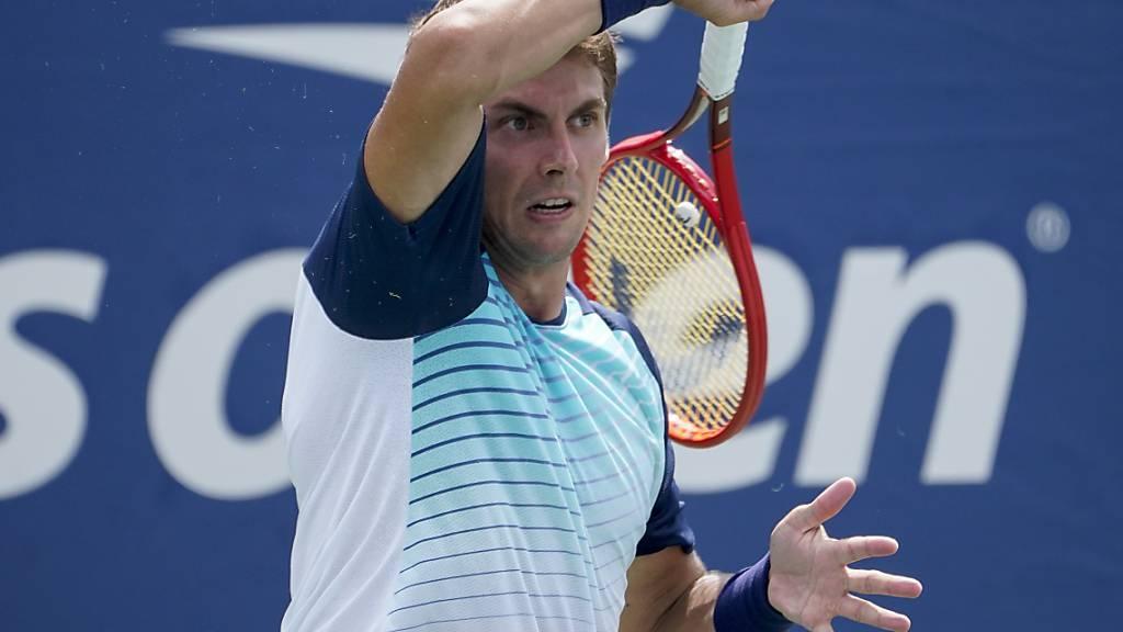 Laaksonen am US Open souverän in der 2. Runde