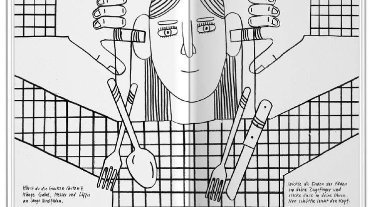Ohren zu und durch: Klangexperiment zum Nachmachen.