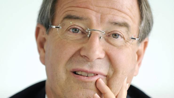 Die Bundesanwaltschaft hat unter anderem gegen den ehemaligen Schweizer FIFA-Funktionär Urs Linsi Anklage erhoben. (Archivbild)