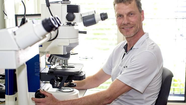 Pathologe Niels Willi sieht die Stärke des KSBL klar am Standort Liestal.