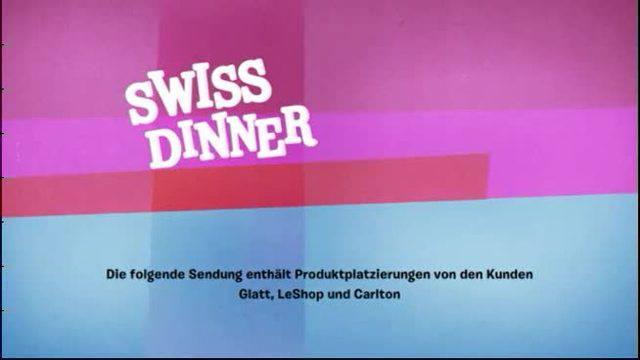 SwissDinner -Diesen Samstag kocht Walter (57) Teil 1