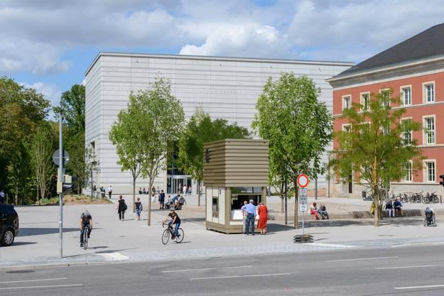 Das Bauhaus-Museum in Weimar wurde im März 2019 eingeweiht.