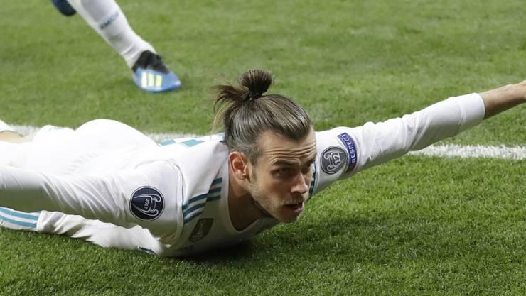 Matchwinner mit zwei Toren: Gareth Bale