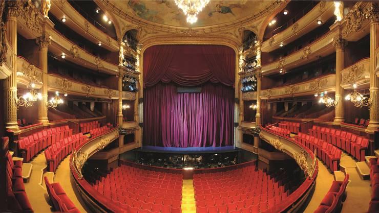 Die Kinobesucher können im Brugger «Odeon» künftig Opernaufführungen mit Untertiteln – teilweise live – erleben. ZVG