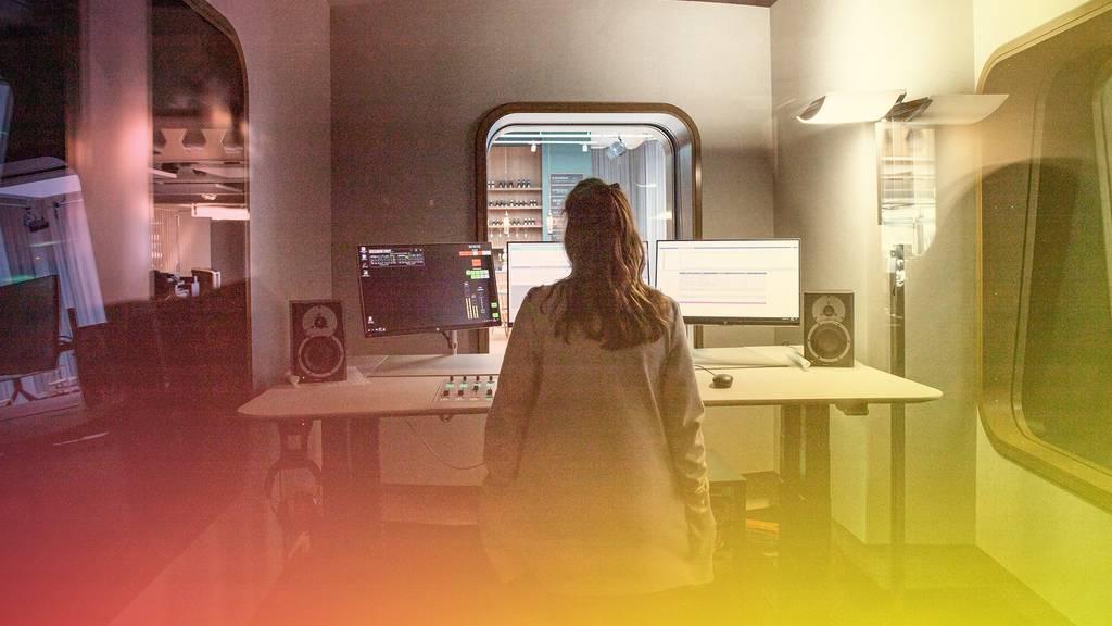Audio-Produzent/Layouter mit Moderationserfahrung 90% (w/m)