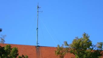 Mit einer Antenne reizte der Mann den Goodwill seiner Nachbarn aus.