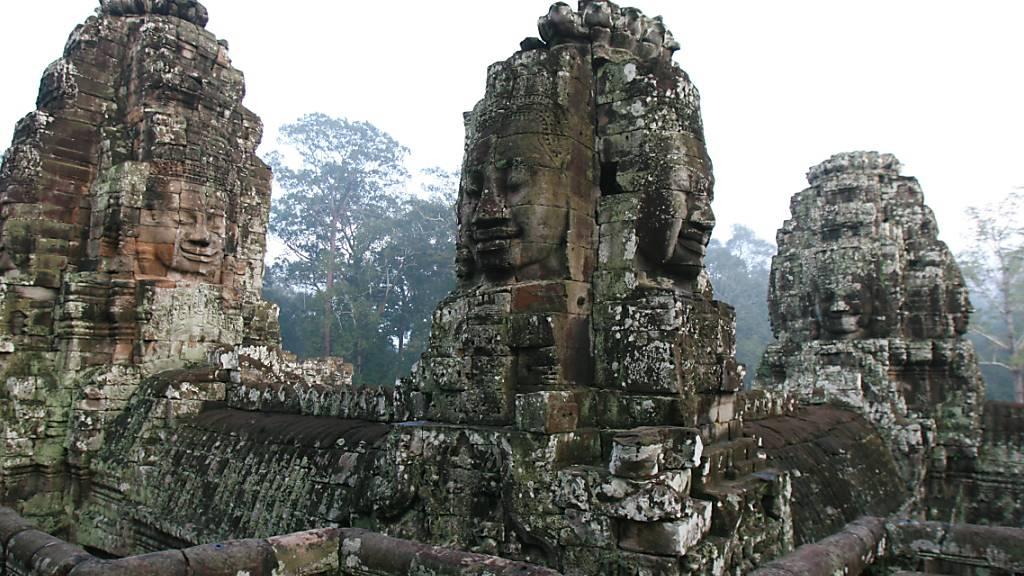 Unesco: Sorge um sagenhaftes Angkor Wat - Themenpark geplant