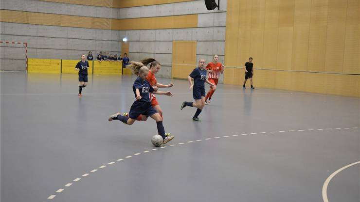 Der Bolliger-Cup in der Stadthalle Dietikon ist das erste Highlight des Jahres im Regionalsport.
