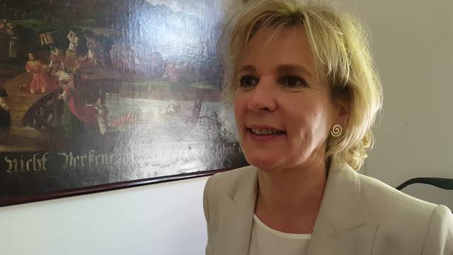 Brigit Wyss: «Mein Hauptanliegen ist, dass wir in der Regierung gut zusammenarbeiten werden. Ökologische und soziale Anliegen bekommen sicher ein grösseres Gewicht.»