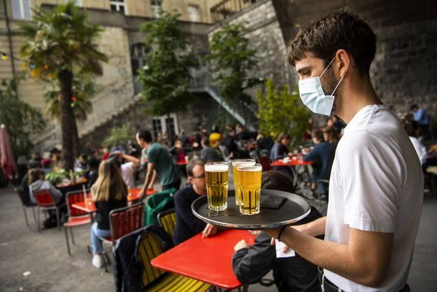 Die Gastronomie leidet nach wie vor stark unter der Coronakrise.