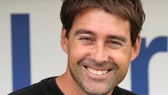Trainer Rene Weiler macht einen guten Job beim FC Aarau - wie lange bleibt er noch?