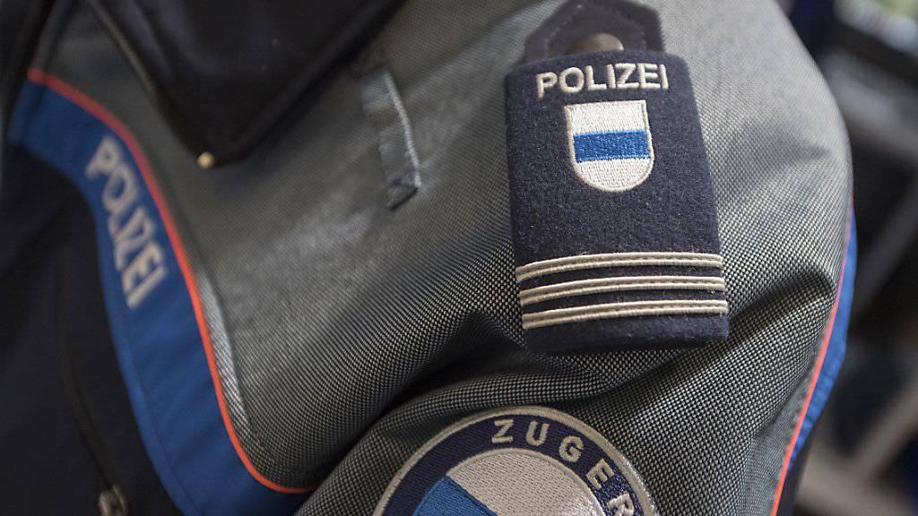 Die Zuger Kriminalpolizei klärt den Fall einer Schlägerei am Bahnhof Zug. (Symbolbild)