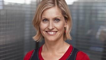 """""""Schweiz aktuell""""-Moderatorin Sabine Dahinden (Archiv)"""