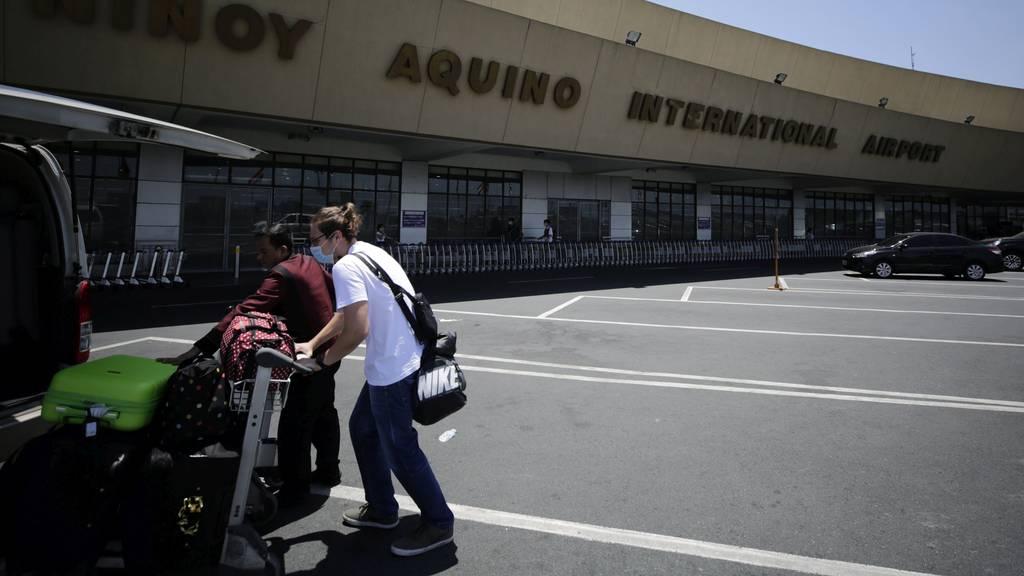 Rückführung von Schweizern aus Philippinen verzögert sich