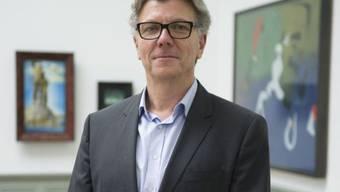 Matthias Frehner, Direktor des Berner Kunstmuseums