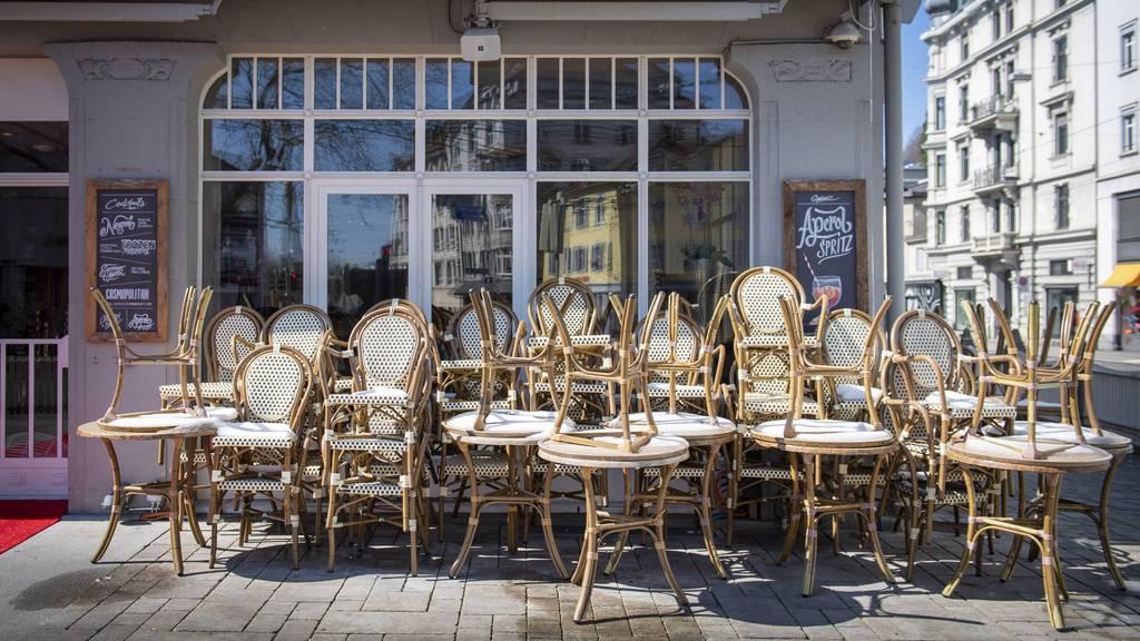 Geschlossene Restaurants
