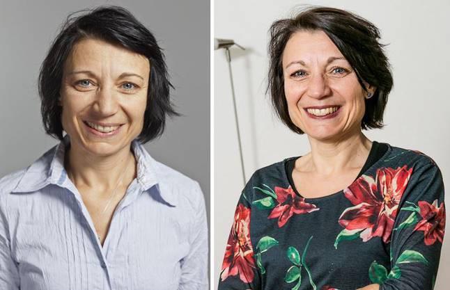 Yvonne Feri 2011 und 2015