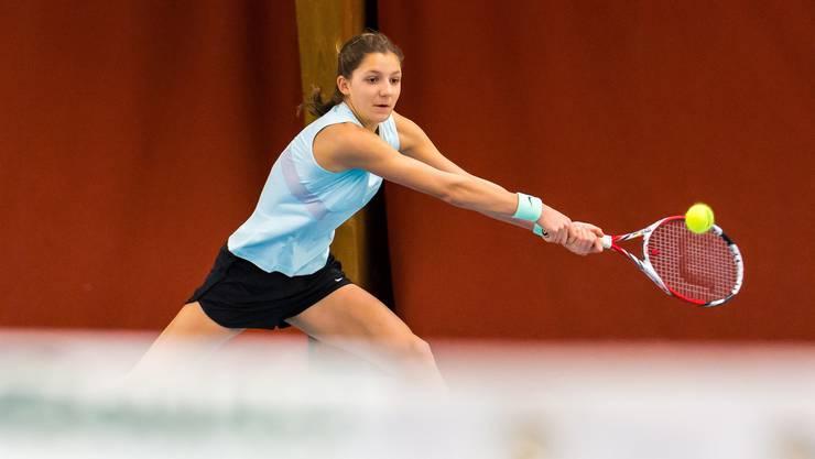 Rebeka Masárová befindet sich in beneidenswerter Form.