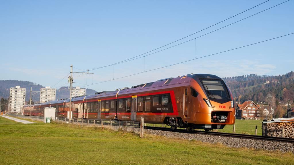 Neuer Name des Voralpen-Express verwirrt die Passagiere