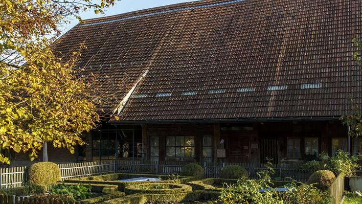 Bürgerhaus Lüsslingen-Nennigkofen an der Ringstrasse wurde umgebaut. (Archiv)