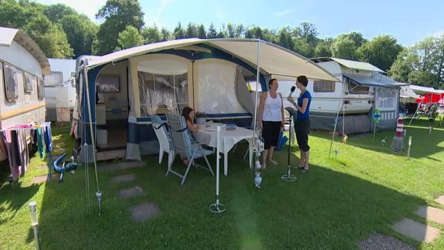 Leben im Arbeiterstrandbad Tennwil – Teil 1