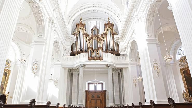 So sieht die Kathedrale nach der Renovierung aus.